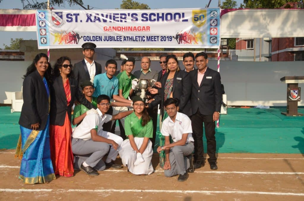 Golden Jubilee Athletic Meet 2019